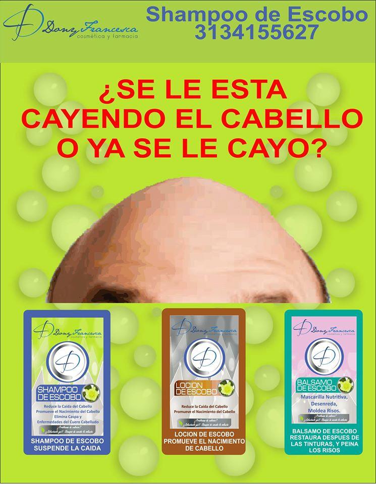 Shampoo de Escobo